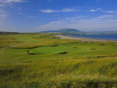 County Sligo at Rosses Point