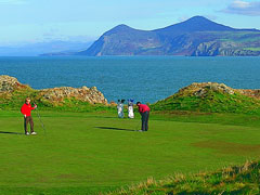 Nefyn & District Golf Course
