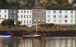 Actons Hotel on the Kinsale Harbor
