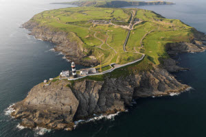 Spectacular Old Head Golf Links