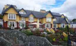 Family owned Randles Court, close to everything, in Killarney.