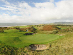 European Club, highly regarded links south of Dublin