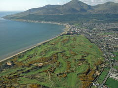 Royal County Down, ranked in the world's top 5