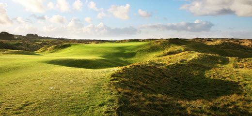 Royal Portrush 6th